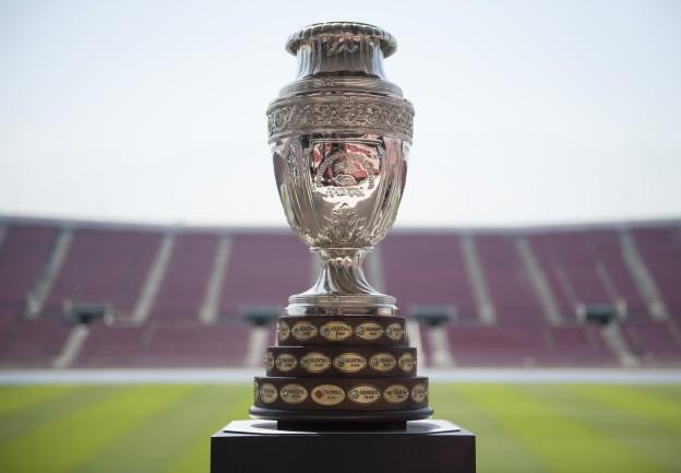 A Taça da Copa América 2015