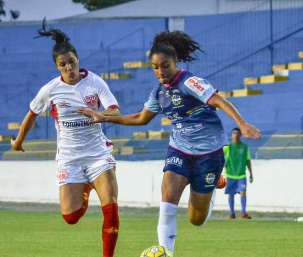 Arthur Marega Filho/São José Futebol Feminino