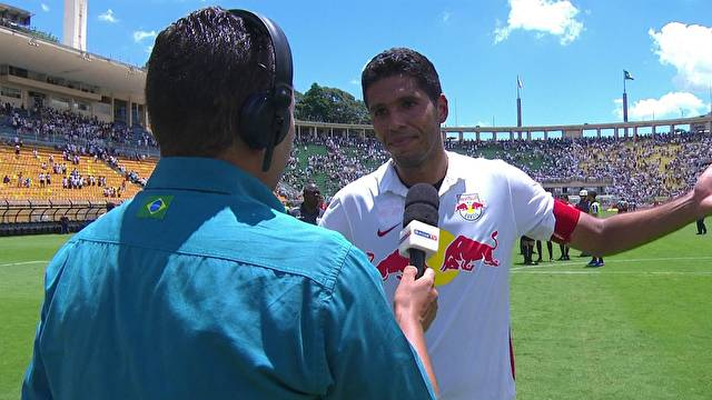 Willian Magrão reclama SportTV
