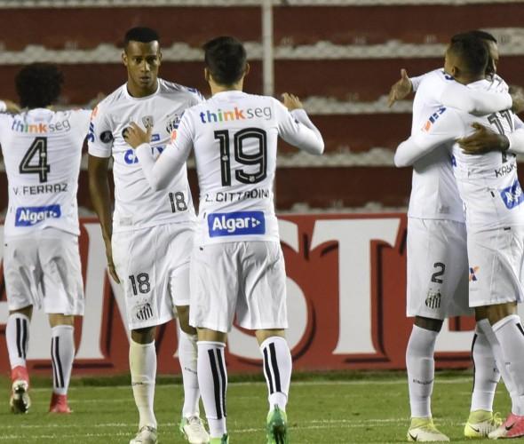 Foto Conmebol | Reprodução do site Site Santos FC