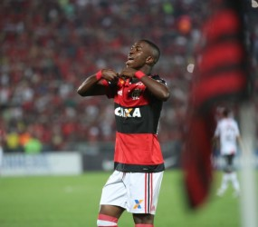 0xx fla x palestino - Gilvan de Souza Flamengo