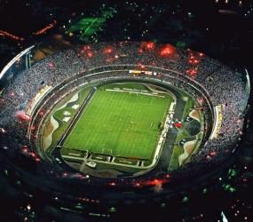 Crédito: SPFC.net - Estádio lotado como nos dias atuais