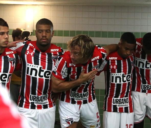 Rubens Chiri / São Paulo FC.net