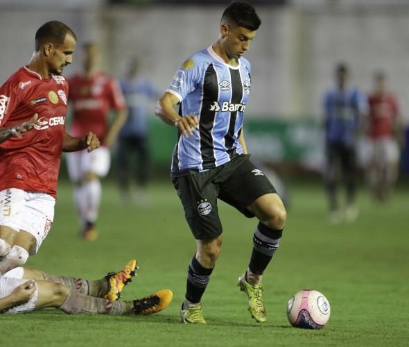 Ijuí x Grêmio - Ijuí, RS - 17/01/2018.