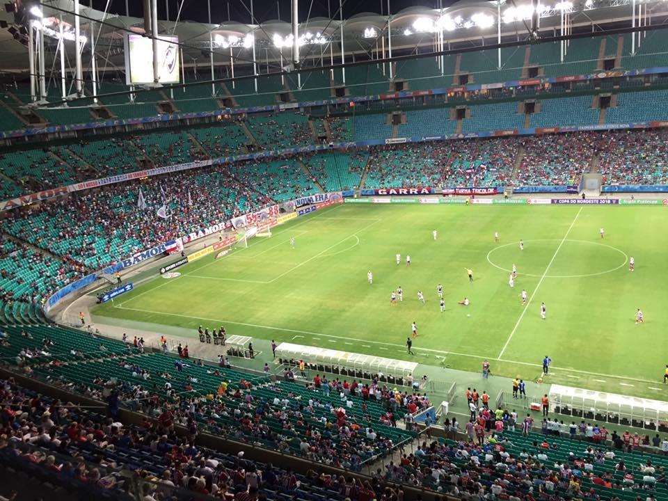 Reprodução Esporte Clube Bahia