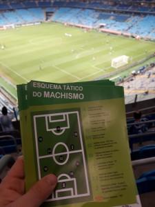 00x Grêmio - Reprodução2